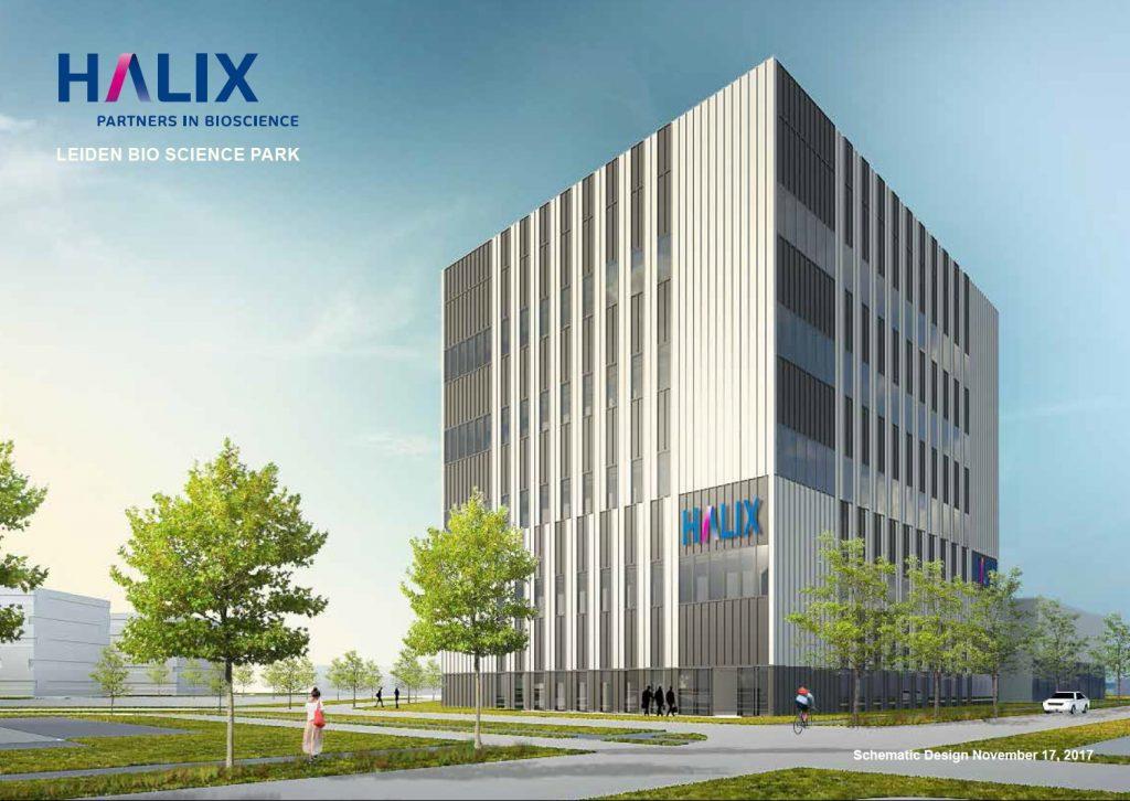 HALIX new facility