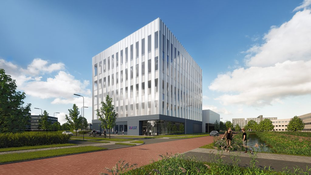 New Building HALIX B.V., the Netherlands