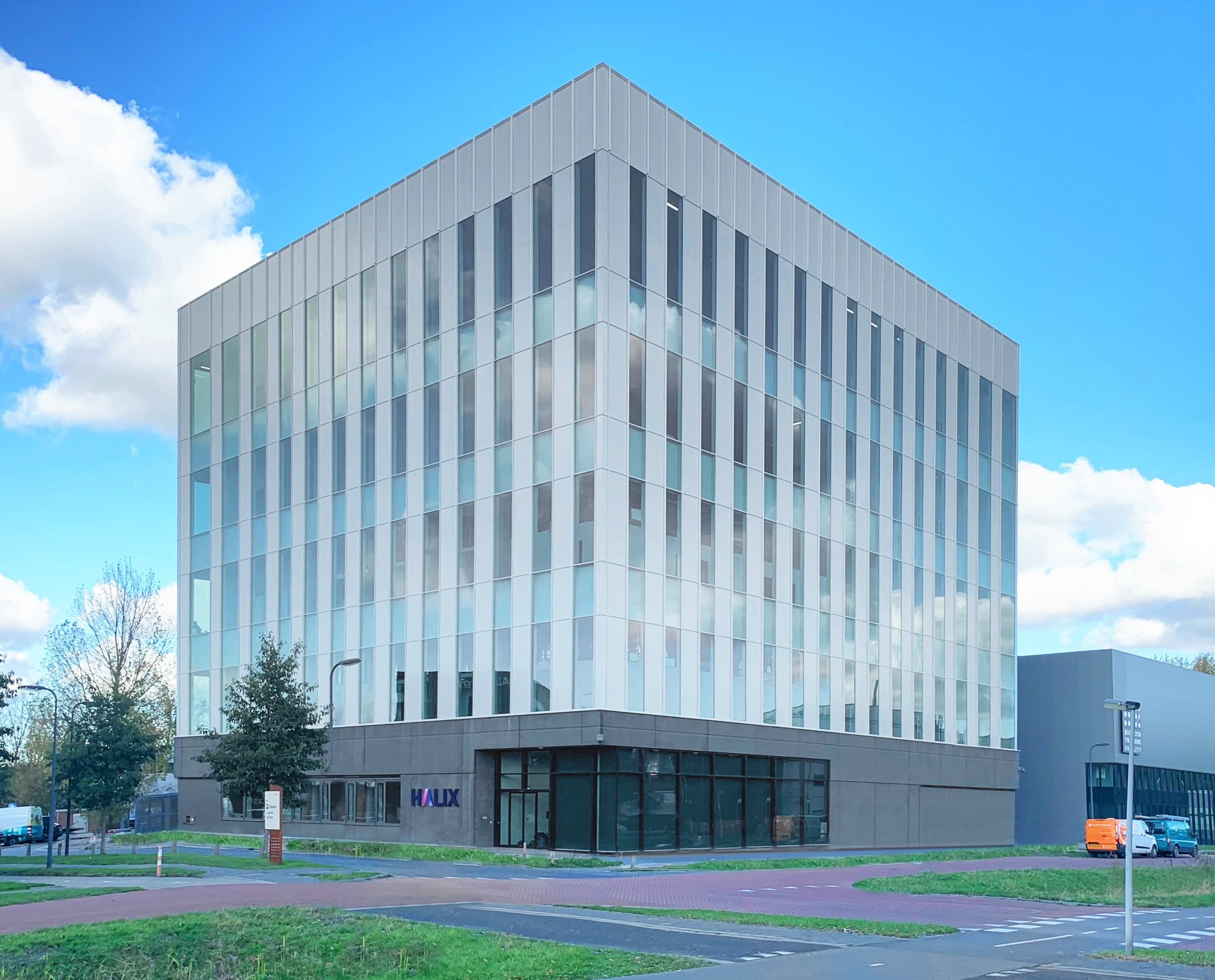 cGMP facility for the production of viral products and proteins |HALIX BV in Leiden