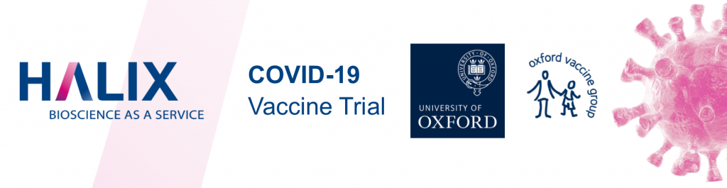 HALIX BV announces cooperation with University of Oxford for COVID-19 vaccine GMP manufacturing