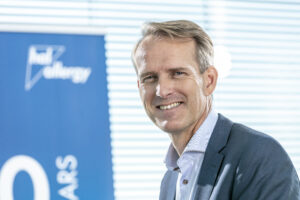 Alex Huyebsn appointed as CEO of HALIX